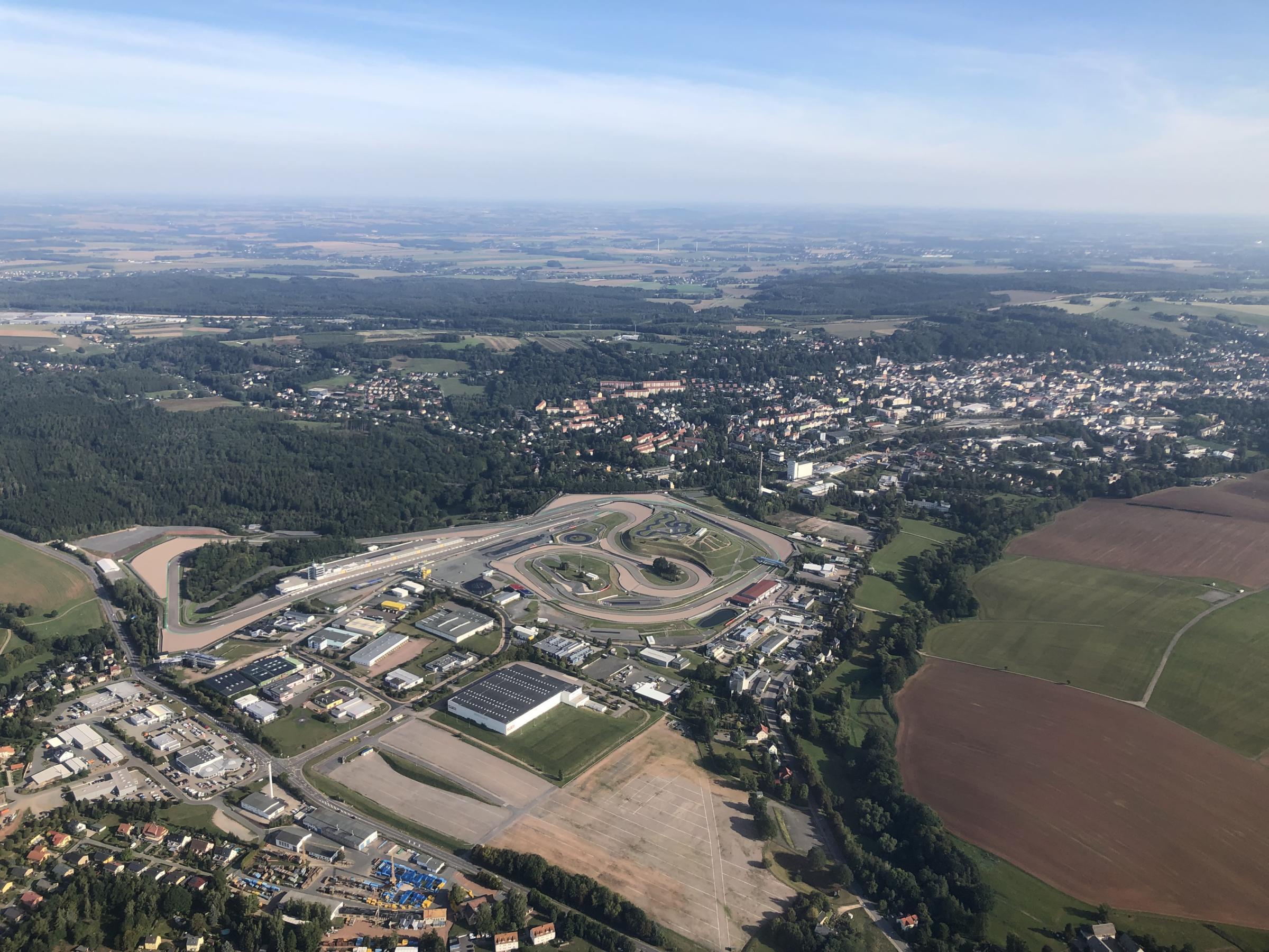 Sachsenring und Hohenstein-Ernstthal